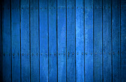 Color blue wooden  background texture vintage. Royalty Free Stock Image