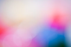 Color blurs Royalty Free Stock Photography