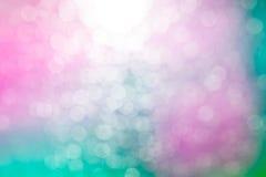 Color Bokeh stock photo