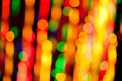 Color Bokeh background Stock Image