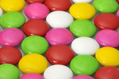 color bonbons Stock Images