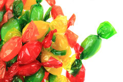 Color bonbons Royalty Free Stock Photography