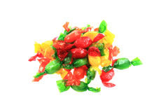 Color bonbons Royalty Free Stock Photo
