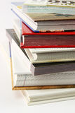 Color books Royalty Free Stock Image
