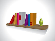 Color books Royalty Free Stock Photo