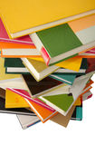 Color books Royalty Free Stock Photos