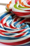 Color Border of lollipop Royalty Free Stock Photography