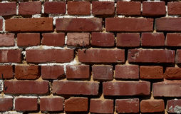 Color brick wall Royalty Free Stock Photos