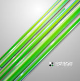 Color bright straight lines Royalty Free Stock Photos