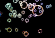 Color Bubbles Background Royalty Free Stock Image