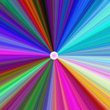 Color Burst Royalty Free Stock Image