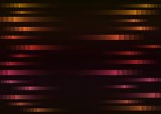 Color caliente del fondo abstracto de la velocidad del pixel Fotos de archivo
