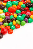 Color candies Royalty Free Stock Images