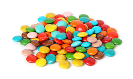 Color candies. Stock Photos