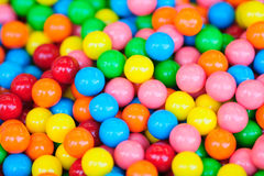 Color Candies Royalty Free Stock Photography