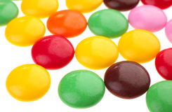 Color candy Royalty Free Stock Photo