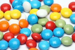 Color candys Stock Images