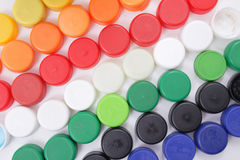 Color caps Stock Image