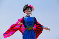 Color catrina IV Royalty Free Stock Photo