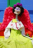 Color catrina V Stock Photos