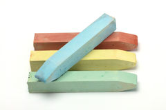 Color chalk Royalty Free Stock Image