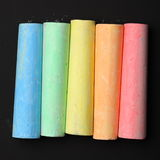Color chalks Royalty Free Stock Image