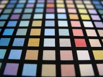 Color Chart 1 Royalty Free Stock Image