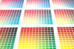 Free Color Charts Stock Photo - 2410360