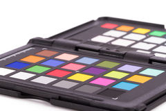 Color Checker Equipment Royalty Free Stock Images