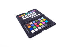 Color Checker Equipment Royalty Free Stock Photo