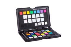 Color Checker Equipment Royalty Free Stock Photos
