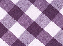 Color checkerboard. Scanner of a cotton with big squares in the shape of checkerboard Royalty Free Stock Photos