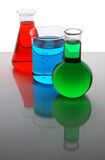 Color chemistry Royalty Free Stock Image