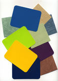 Color chips Royalty Free Stock Photos