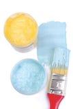 Color choice Stock Photos