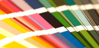 Color choice Royalty Free Stock Photo