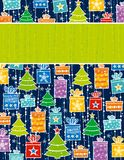 Color christmas background,  Stock Photography