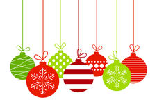 Color Christmas Stock Photos