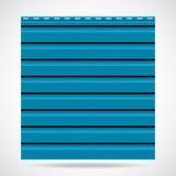 Color ciánico del panel de la textura que echa a un lado Imagenes de archivo