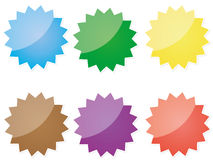 Color circels Royalty Free Stock Image