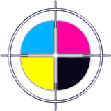 Color circle Royalty Free Stock Images