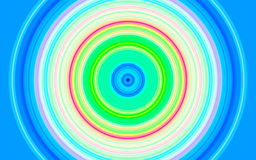 Color circles Royalty Free Stock Images