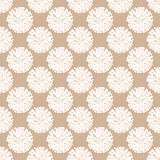 Color circles seamless pattern Stock Image