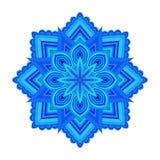 Color circular pattern Stock Image