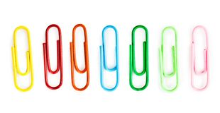 Color clips Stock Images