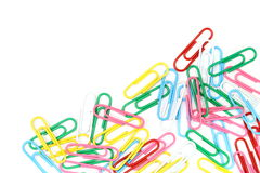 Color Clips Stock Image