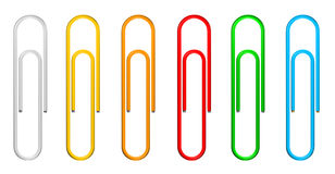 Color clips Stock Photo
