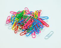 Color clips Royalty Free Stock Photo