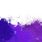 Color colorido del polvo Fotos de archivo libres de regalías