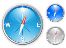 Color compass Stock Images